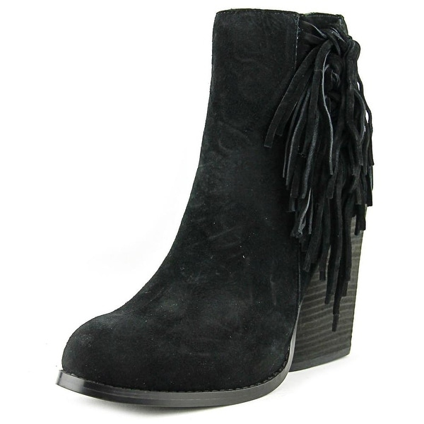 Very Volatile Dreamcatch Round Toe Synthetic Ankle Boot
