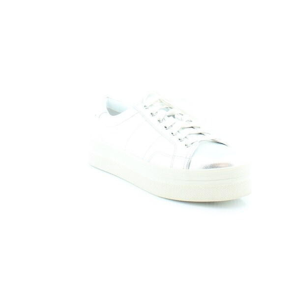 b69eaad1005a Shop Marc Fisher Emmy Women s Fashion Sneakers Silver - Free ...