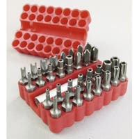 BWT 45002 33 Piece Tool Bit Set