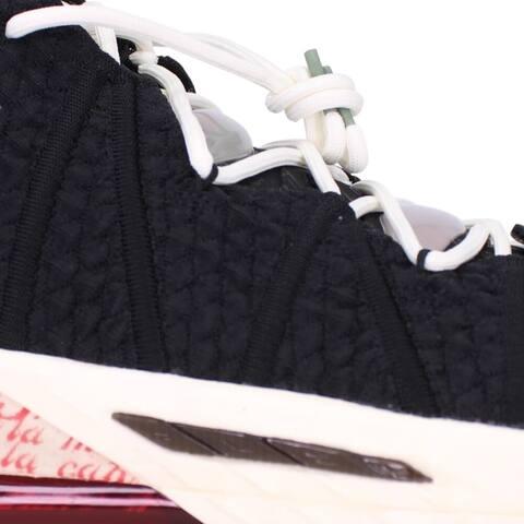 Nike Lebron Xviii Black/University Red Cq9283-008 Men's