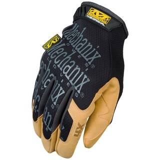 Mechanix Wear MG4X-75-009 Material 4X Original Gloves, Black/Tan, Medium