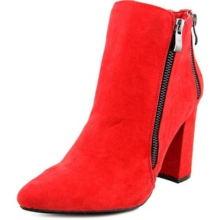 Two Lips Too End Women Pointed Toe Synthetic Bootie