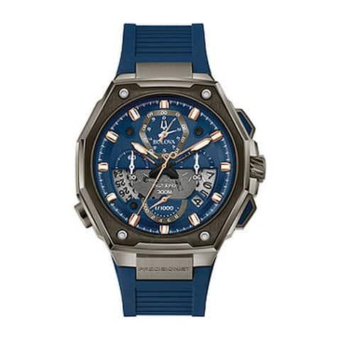 Precisionist Chrono VC Blue Dial Men's watch - N/A