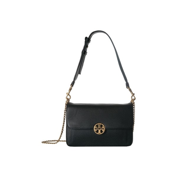 Shop Black Friday Deals On Tory Burch Chelsea Shoulder Bag Overstock 26981342