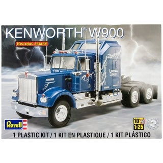 Plastic Model Kit-Kenworth W900 1:25