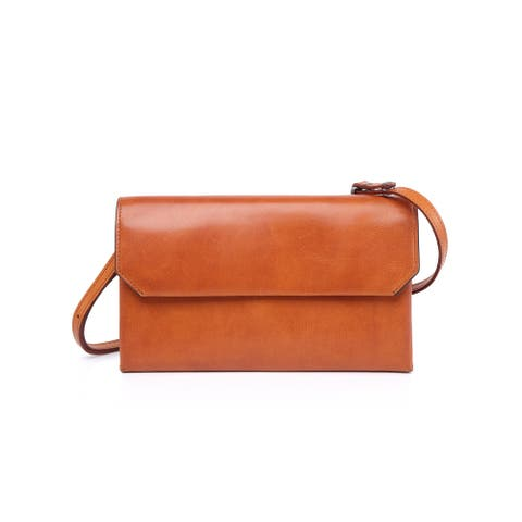 Old Trend Genuine Leather Garden Brick Crossbody