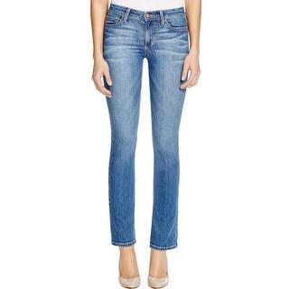 Joe's Jeans Womens The Provocateur Jeans Medium Wash Eco-Friendly Denim - 24