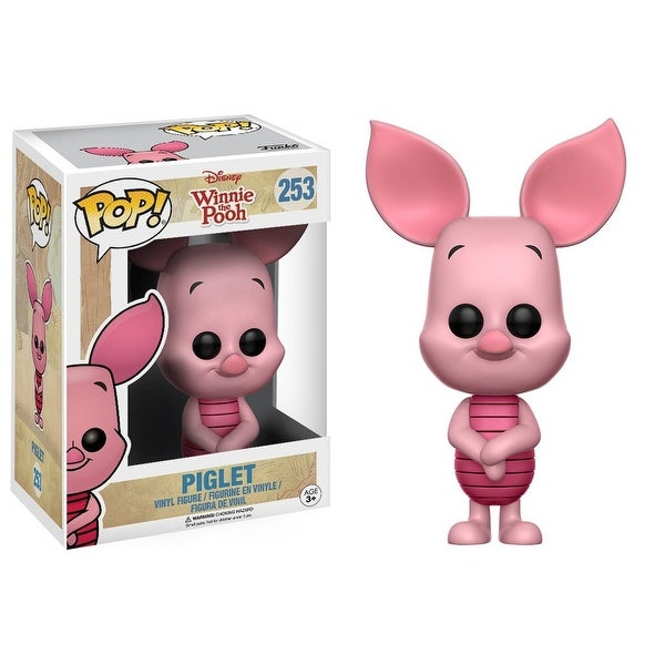 Winnie The Pooh POP Vinyl Figure: Piglet - multi