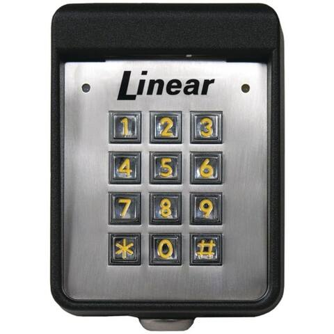 Exterior Digital Keypad
