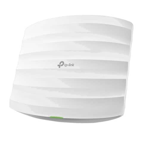 Tp-link AC1750 Wireless Dual Band Gigabit Ceiling Mount Access Point Omada EAP245 V3 IEEE 802.11ac 1.71 Gbit/s Wireless Access