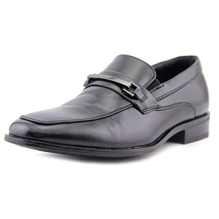 Stacy Adams Jakob Apron Toe Synthetic Loafer