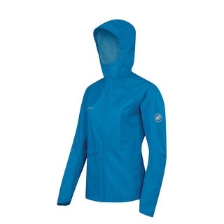 Mammut MTR 201 Womens Rainspeed Jacket - Running, Travel, Packable - L