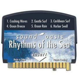 Sound Oasis Rhythms of the Sea Sound Card [Health and Beauty]