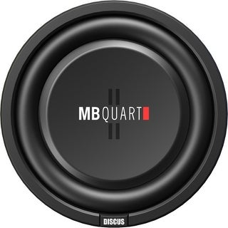 MB QUART DS1-254 MB QUART Discus DS1-254 Woofer - 200 W RMS - 400 W PMPO - 1 Pack - 4 Ohm - 82 dB Sensitivity - 10 Woofer