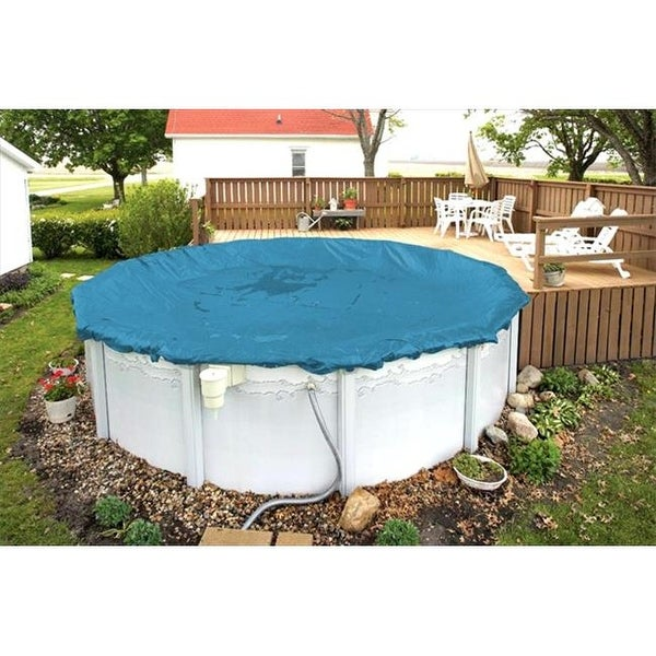 Shop Super Guard Winter Cover for 33 ft. Round Above Ground Swimming ...