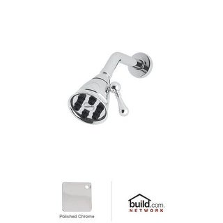 Rohl WI0122 Mantova Multi-Function Shower Head with 6 Jets