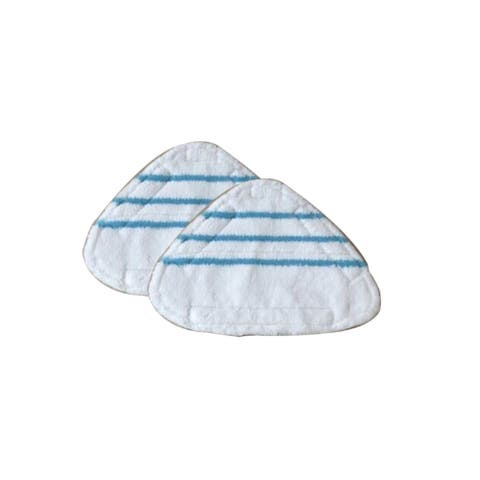 True & Tidy Mop Pad Refills for STM-500 Steam Mop, 2pc