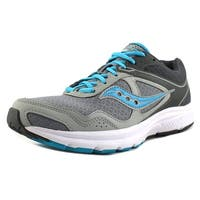 Saucony Grid Cohesion 10  Gry/Blu Running Shoes