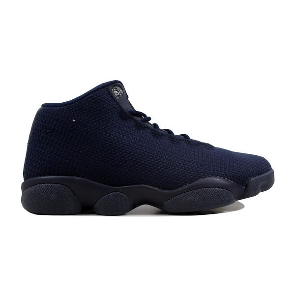 67e8e12817fa Shop Nike Men s Air Jordan Horizon Low Obsidian Obsidian 845098-400 ...
