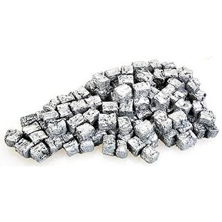 HO Scale - Walthers SceneMaster Scrap Metal Bales - Silver
