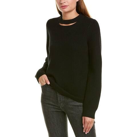 Rag & Bone Choker Wool Sweater