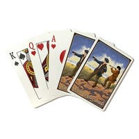 Lewis and Clark - LP Artwork (Poker Playing Cards Deck)