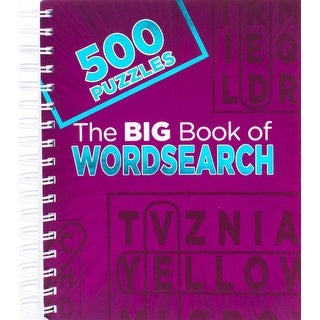 Parragon-The Big Book Of Wordsearch