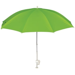 Living Accents Clamp-On Umbrella, Assorted
