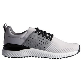 Link to Men's Adidas Adicross Bounce Light Grey/Black Golf Shoes F33568 Similar Items in Golf Shoes
