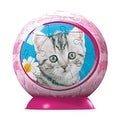 Ravensburger 54 Piece Baby Animals Kitten Puzzleball - Thumbnail 0