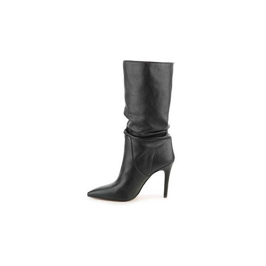 Jessica Simpson Womens Saffie Pointed Toe Mid-Calf Fashion Boots