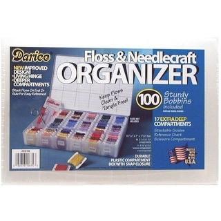 Darice 17 Hole Floss Organizer