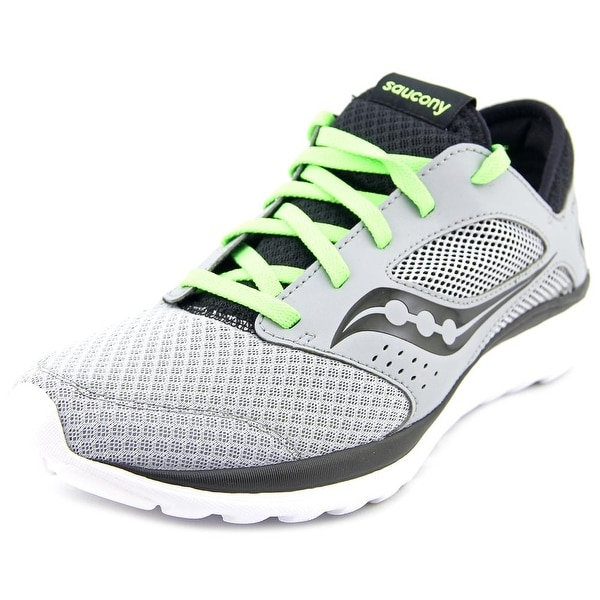 Saucony Kineta Relay Gry/Blk Running Shoes
