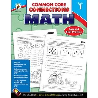 Math Gr 1 Common Core Connections