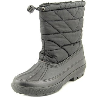 Dirty Laundry Booster Pak Round Toe Canvas Winter Boot