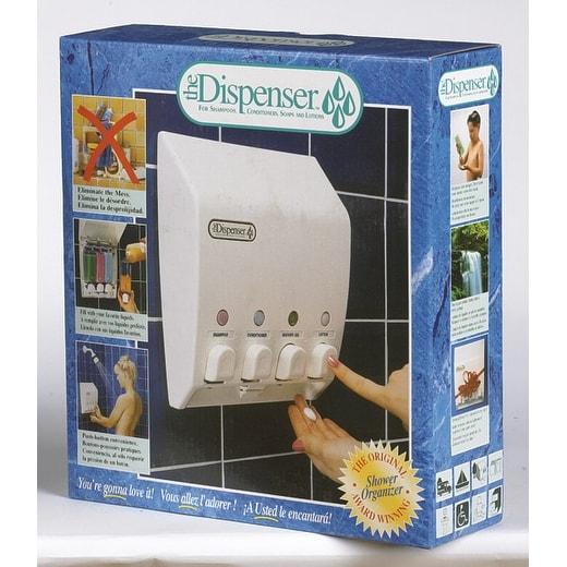 Better Living 71450 The Classic Dispenser, 4 Chamber