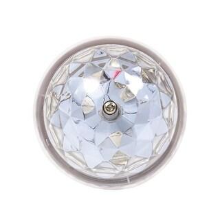 Sharper Image Rotating Disco Light Bulb