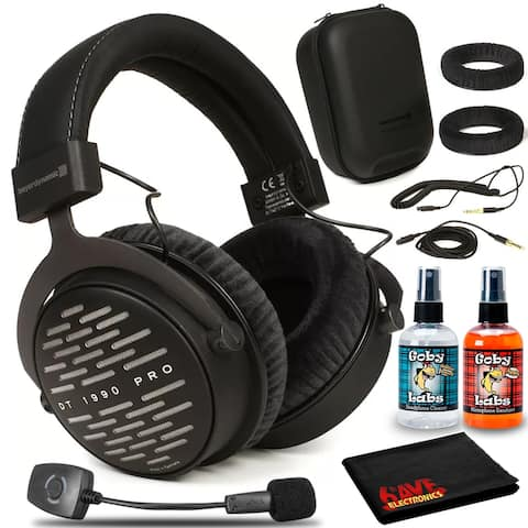 Beyerdynamic DT 1990 Pro Headphones Kit with Antlion Audio ModMic