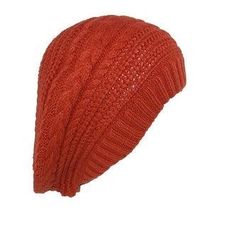 Scala Women's Slouchy Beret Hat