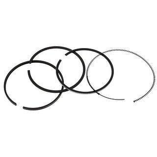 Unique Bargains Spare Part Piston Ring Set for China 178 178F L70 Gasoline Engine 4 in 1