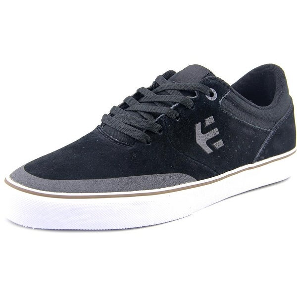 Etnies Marana Vulc  Black/White/Gum Skateboarding Shoes