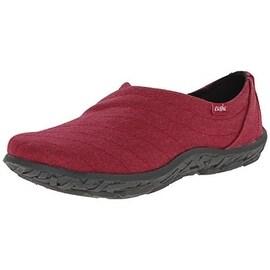 Cushe Womens Canvas Slip On Loafers - 5 medium (b,m)
