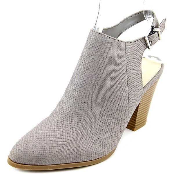 Bar III Ivy Women Grey Boots
