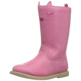 Carter's Kids' Girls' Pity2 Novelty Fashion Boot