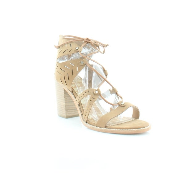 Dolce Vita Luci Women's Sandals Natural - 7.5