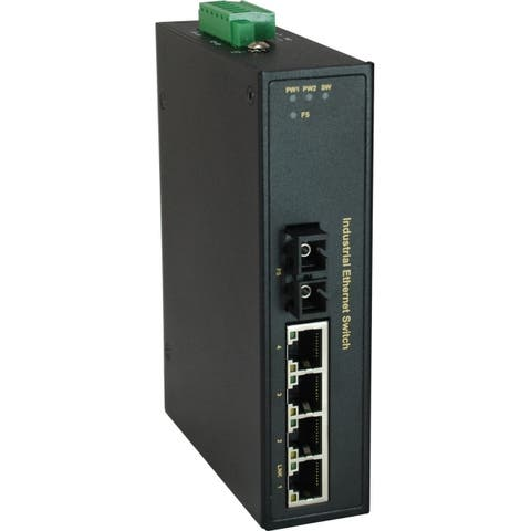 Cp technologies ifs-0503 levelone 5-port enet