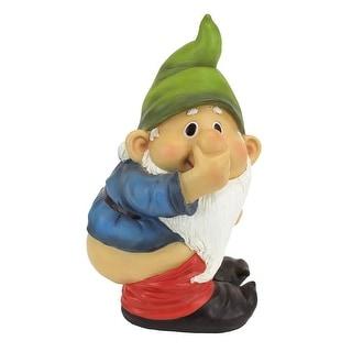 Design Toscano Stinky the Garden Gnome Statue