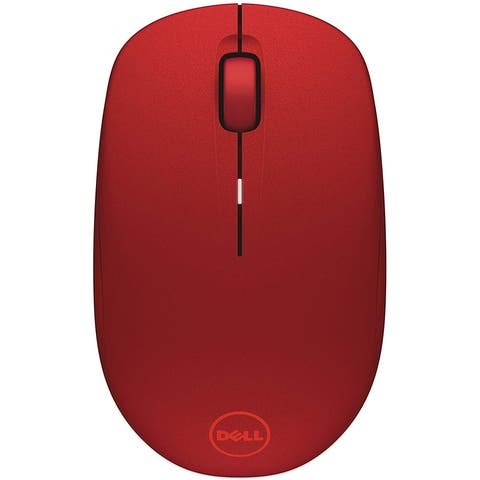 Dell Wireless Mouse WM126-RD Wireless Mouse