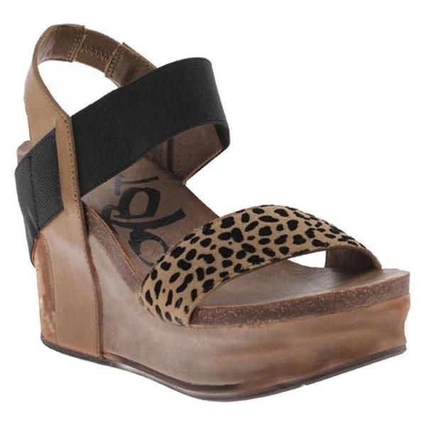 OTBT Women's Bushnell Desert Leather