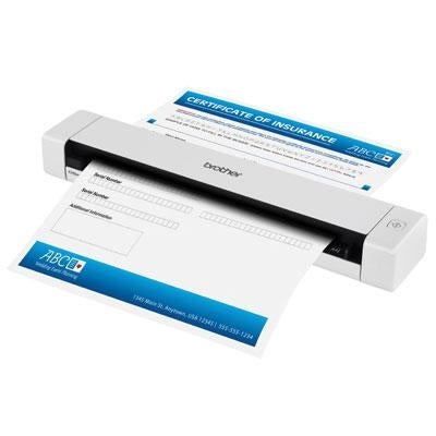Shop Brother Ds 620 Mobile Color Page Scanner Free Shipping Today